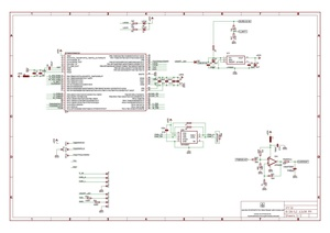 Strip V0.1 schematic.